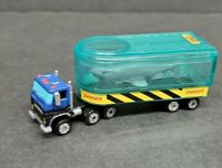 Micro Machines Creature Carriers #23 Great White Shark Semi Vintage Galoob Mint