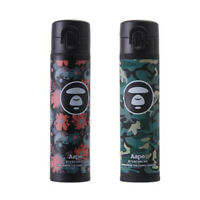 Bape Vacuum Cup Stainless Steel 400ML Vacuum Thermos Water Bottle Hot Cold Cup