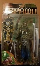 The Dark Ages Mandarin Spawn The Scarlet Edge Blue Variant Figure McFarlane Toys