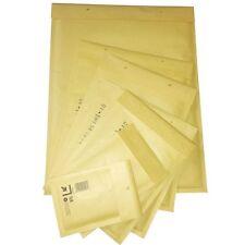 LOTE PACK 400 SOBRES BURBUJA GPACK MARRON Nº 2 MEDIDA INTERIOR(215X120)