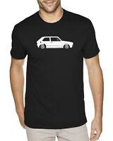 Classic Volkswagen MK1 Rabbit GTI T-Shirt - VW Men's Enthusiast Euro Car Shirt
