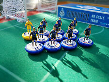 Subbuteo 2k4 FC Copenhagen team on Pro Bases - By Mantara