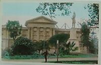 .SYDNEY MUSEUM. EARLY 1900'S POSTCARD. NEW SOUTH WALES.