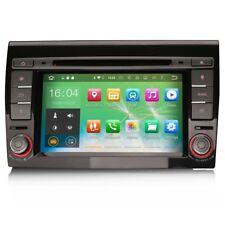 Android 8 OREO GPS Sat Nav WiFi Radio DAB Radio DVD Stereo For Fiat Bravo Brava