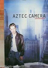 AZTEC CAMERA 1993 DREAMLAND PROMO POSTER