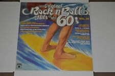 The Original Rock N' Roll Hits Of The 60's Vol. 14 LP  SR 59014 (Sealed)
