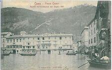 CARTOLINA d'Epoca - COMO Citta':  INONDAZIONE 1901