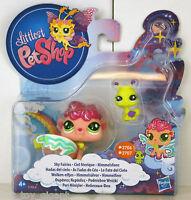 Littlest Pet Shop - 2-Pack - Sky Fairies - #2706 & #2707