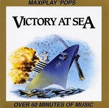 Victory at Sea [Intersound] (NEW CD, Feb-1993, Intersound)  SEALED CD  WWII