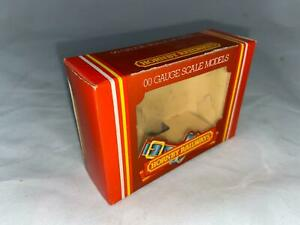 Hornby OO Gauge R221 National Benzole Tank Van Wagon Scale Models Box Only