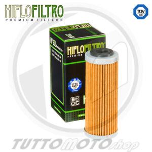 FILTRO OLIO HIFLO HF652 HUSQVARNA FE 350 S  2016
