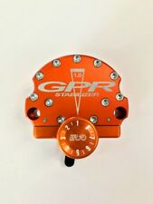 1997-1999 Suzuki GSXR 600 GSXR 750 GPR V1 Orange Steering Stabilizer Damper