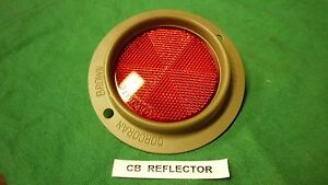 Standard Reflector new CB-100 Corcoran Brown Correct Fits MB Willys jeep