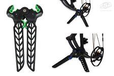 Bogenständer Avalon für Compoundbogen schwarz-grün