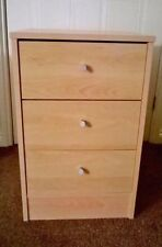 Unbranded MDF/Chipboard 60cm-80cm Height Chests of Drawers