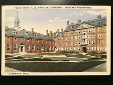 Vintage Postcard>1915-1930>Persis Smith Hall>Dormitories>Harvard University>Mass