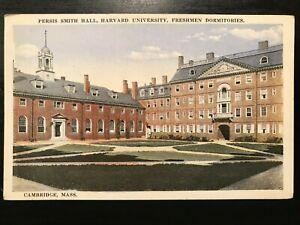 Vintage Postcard>1915-1930>Persis Smith Hall>Dormitories>Harvard University>Mass