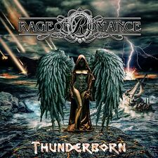 Rage Of Romance-Thunderborn CD Nightwish, Epica, Lacuna Coil, Within Temptation