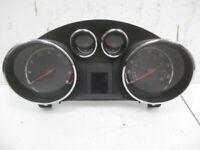 Compteur de Vitesse Instrument Mph km/H Entheiratet Opel Meriva B 1.4 13349519