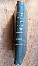 1883, GUERRE Journal des Sciences Militaires, Tome 10 - 4547