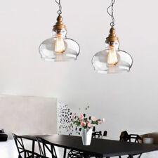 Modern Pendant Light Bar Glass Ceiling Lights Kitchen Island Chandelier Lighting