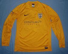 Hare & Hounds FC / #16 - 2013-2014 Away - NIKE - MENS LS Shirt / Jersey. Size: M