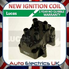 CITROEN PEUGEOT FIAT IGNITION COIL PACK NEW LUCAS OE QUALITY