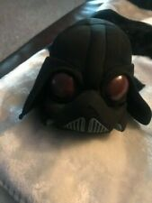 Angry Birds Star Wars Darth Vadar Pig Plush Soft Stuffed Toy Doll Commonwealth