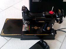 Macchina cucire 221 221k singer no 222 featherweight centennial sewing machine