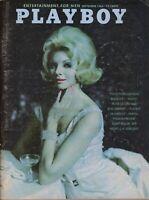PLAYBOY SEPTEMBER 1964 Astrid Schulz Elke Sommer Henry Miller '61 Playmates (6)
