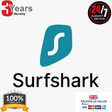SURF SHARK VPN PREMIUM | LIFETIME ACCOUNT | EXPRESS DELIVERY🚀| FULL WARRANTY