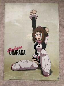 [US Seller] My Hero Academia Clear File Uraraka Kirishima Kaminari Iida Asui