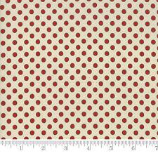 Moda Fabric Petites Maisons De Noel Seraphine Pearl - Per 1/4 Metre