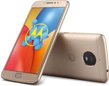 "Motorola Moto E4 plus 16GB gold DualSIM LTE Android Smartphone ohne Simlock 5,5"""