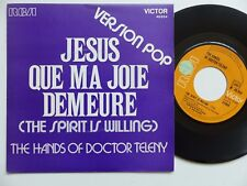 THE HANDS  OF DOCTOR TELENY Jesus que ma joie demeure 49854 France RTL