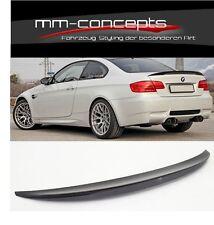 Heckspoiler für BMW 3er E93 Cabrio Spoiler hinten Heck M3 M Paket Performance 35