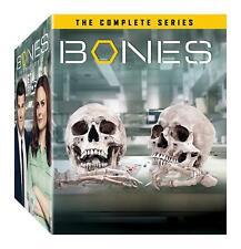 Bones The Complete Series DVD Season 1-12 Box Set NEW!
