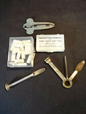 Old Vtg Atmos Folding Pipe Reamer Everyman Tool LOT Papyrate Replacements
