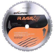 "Evolution Rage355 Rage 2 Multi Purpose Saw Blade 14"" Diameter 36 Teeth"