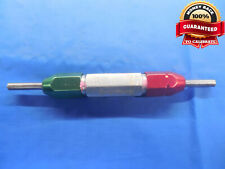 1850 Amp 1880 Class X Pin Plug Gage Go No Go 1875 0025 Undersize 316 4775mm