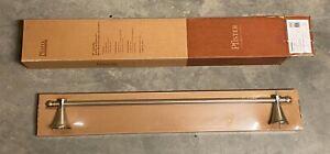 "Pfister BTB-GL2K Brushed Nickel Saxton 24"" Towel Bar"