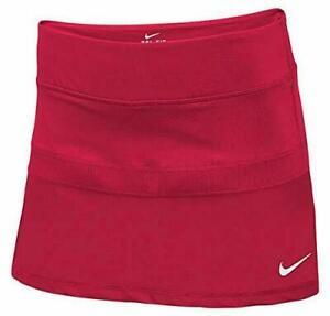 Nike Womens Tennis Skirt - Red 642099-657