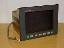 Mitsubishi Totoku Electric Mazak CNC Machine Display CRT Monitor Control Unit