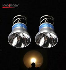 2PCX Xenon Bulb 6V 180lumen Lamp Reflector for Surefire 6P G2 P60 P61 Flashlight