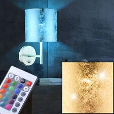 diseño LED de Pared Iluminación vestíbulo Lámpara Regulable RGB CONTROL REMOTO