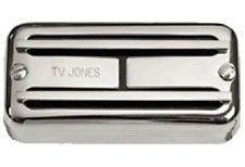 TV Jones Super'Tron Universal Mount Nickel Bridge Guitar Pickup STB-UVNKL