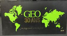 Geo 30 Ands 30 Un Voyage Musical Autour Du Monde CD Box Set
