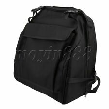 Thickened Accordion Bag Case for 120 Bass Accordions 48x52cm Black