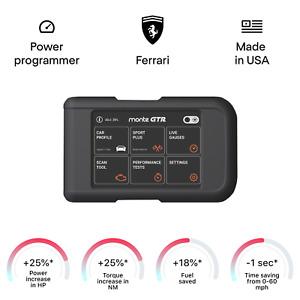 Ferrari chip tuning box power programmer race tuner performance OBD2