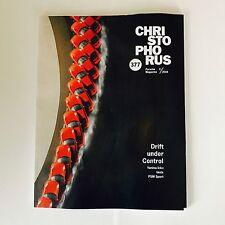 Porsche Christophorous No 377 Issue 3 2016 - Unready copy  free postage